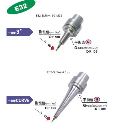 E32一体式热装刀柄