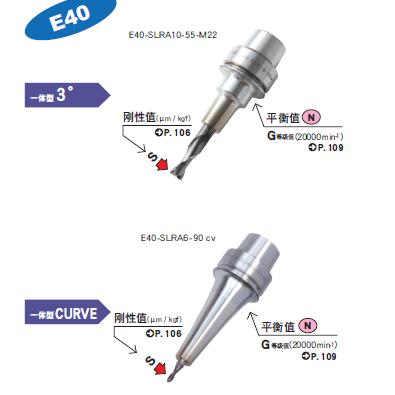 E40一体式热装刀柄