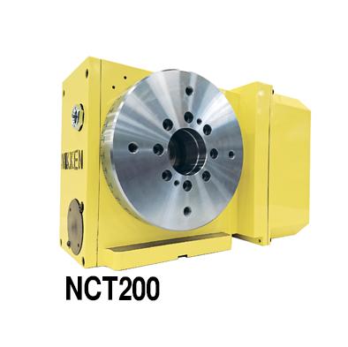 NCT200强化型数控分度盘